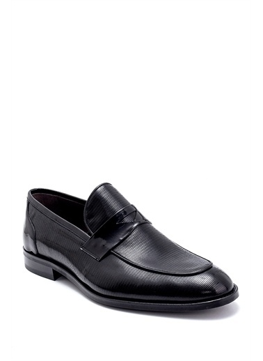 Derimod Erkek Loafer(331) Klasik Siyah